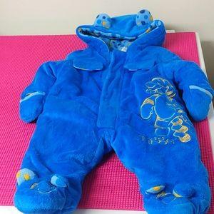 2/$40🚀NWOT🚀 Disney Baby Tigger Winter Onesie